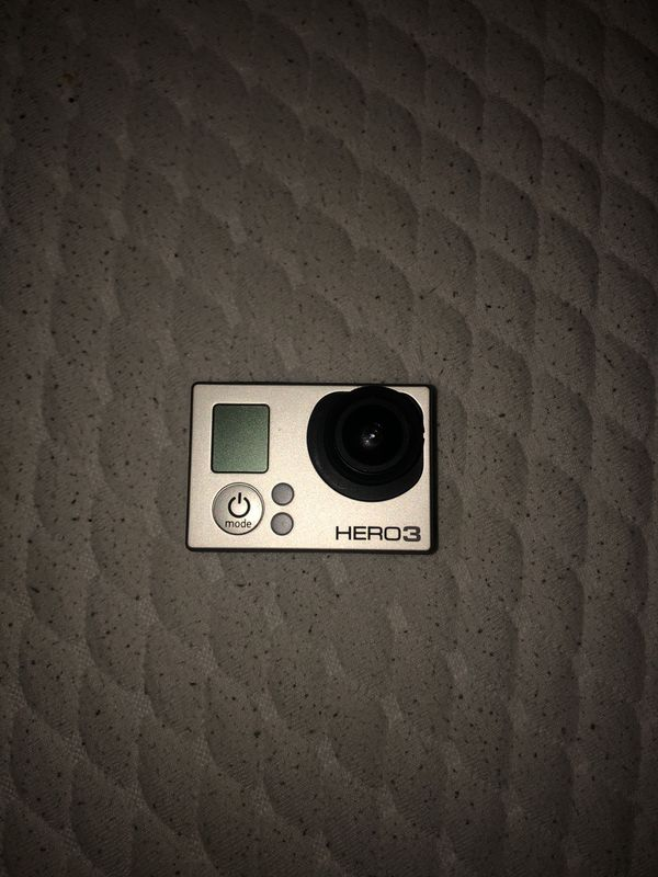 GoPro Hero3, Case, And Stand(Barely Used)