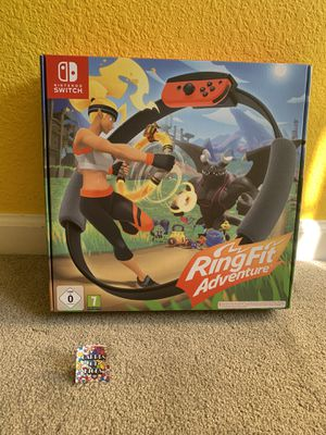 Nintendo Ring Fit Adventure for Sale in Stanford, CA