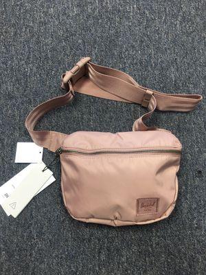 NEW w/Tags HERSCHEL Satin nylon FIFTEEN Belt Bag Waist Pack Fanny Pack for Sale in Walnut, CA