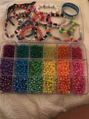 Rave Kandi and/or Craft Beads! ⭐️🔮💙💖 for Sale in Hayward, CA