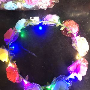 Light Up Flower Crowns $2 Each for Sale in Bellflower, CA