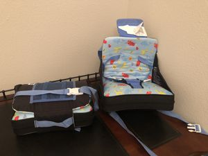 Portable booster seats for Sale in Laurel Hill, FL