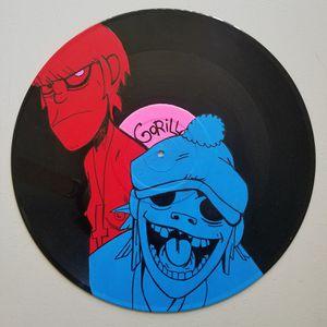 Gorillaz custom vinyl record for Sale in New York, NY
