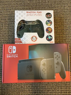 Brand new Nintendo Switch V2 w/ extra controller for Sale in South Jordan, UT