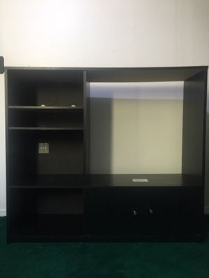 Entertainment Center - TV / Bookcase for Sale in San Jose, CA