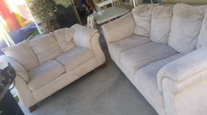 Sofa and love seat for Sale in Litchfield Park, AZ