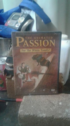 THE ANIMATED PASSION OF JESUS USED. for Sale in Waianae, HI