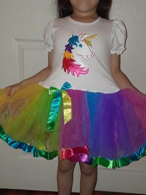 Unicorn dress for Sale in Compton, CA