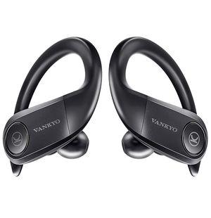 Bluetooth 5.0 Earbuds TWS Stereo Headphones, True Wireless Earphones Deep Bass in-Ear Touch Control IPX7 Waterproof 37H Playtime for Sale in Eastvale, CA
