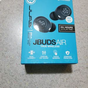 New Unopened JLAB JBUDS AIR TRUE WIRELESS EARBUDS for Sale in Nashua, NH