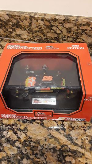 Racing Champions NASCAR 1993 Pit Stop showcase for Sale in Tampa, FL