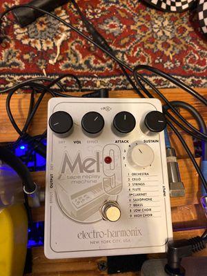 Electro harmonix Mel 9 for Sale in Long Beach, CA