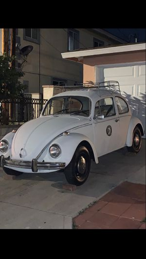 1969 vw bug Great fun little car runs and drives excellent🌈🦋😃$4275OBO for Sale in Pasadena, CA