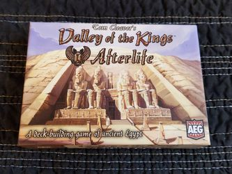 Valley Of Kings Afterlife - Deck building Game for Sale in Portland,  OR