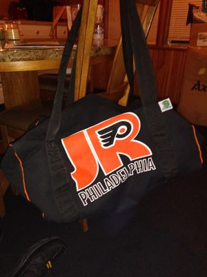 Phila Flyers Junior League duffle bag brand new for Sale in Levittown, PA