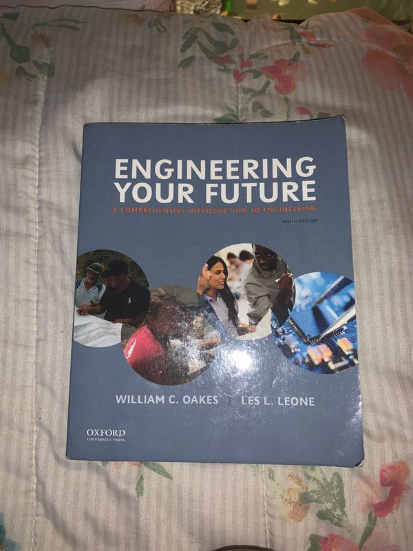 Engineering your future by Oakes and Leone