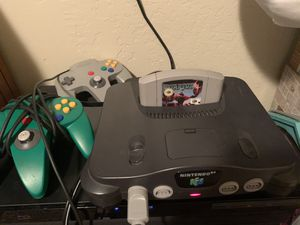 Nintendo 64 Console for Sale in Visalia, CA