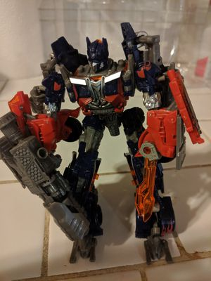 Optimus prime action figure for Sale in Compton, CA