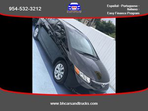 2012 Honda Civic Sdn for Sale in North Lauderdale, FL