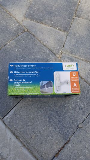 Irrigation Rain Sensor Orbit ecoseries for Sale in Orlando, FL