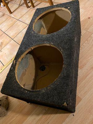 12s speaker box for Sale in Dolton, IL