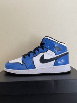 GS Jordan 1 Mid Signal Blue for Sale in Inverness,  FL