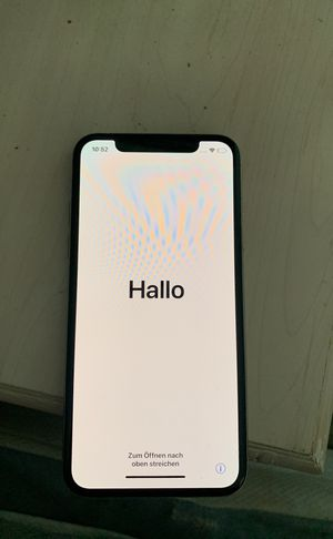 Boost Mobile iPhone X Unlocked for Sale in Rockville, MD