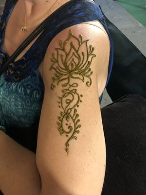 Bohemian henna tattoos for Sale in Santa Monica, CA