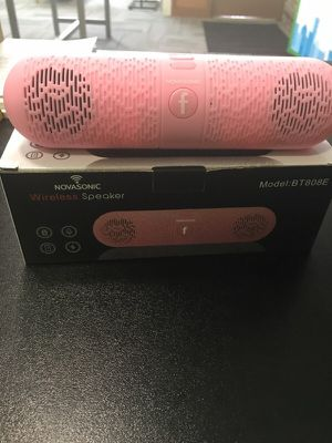 Wireless Speaker ( 3 different colors) for Sale in Pittsburgh, PA