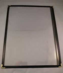 Qty 18 -Double-size MENU Holder for Sale in West Palm Beach, FL