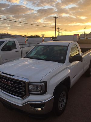 BRAND NEW!!! 2017 GMC Sierra 1500 Reg Cab Long Bed ONLY 7k MILES 5.3L for Sale in Payson, AZ