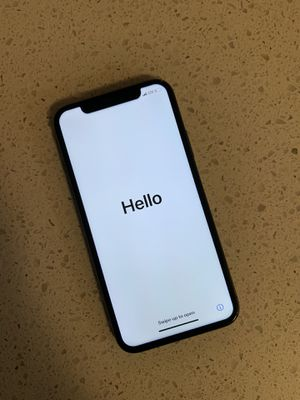 iPhone X 256gb Sprint for Sale in Long Beach, CA