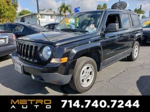 2015 Jeep Patriot for Sale in La Habra, CA