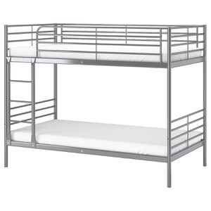 IKEA Svarta Metal Bunk Bed Frame for Sale in Bothell, WA