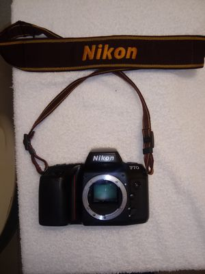 Nikon F70 Camera for Sale in Jonesboro, AR