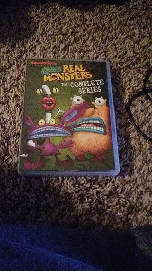Ahh real monsters complete series for Sale in Abilene, TX