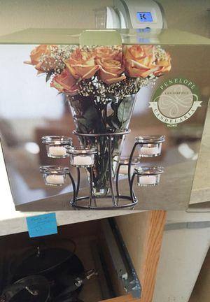 Vase w/ candelaria for Sale in Cerritos, CA