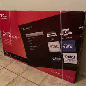 """55"""" Roku Smark Tv for Sale in Dallas, TX"""