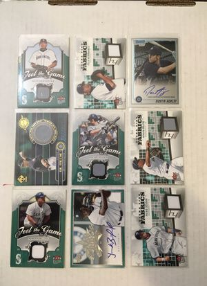 Mariners Baseball Cards autographs and game used for Sale in Bothell, WA