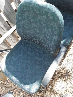 Beautiful blue chairs for Sale in Show Low, AZ