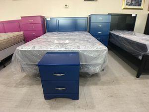 Royal Blue Splash 3pc Group - PLEASE READ DESCRIPTION - BA for Sale in Tulsa, OK