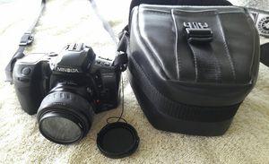 Minolta Maxxum 400si film camera. Make offer, list price $70 for Sale in Miami, FL