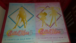 "Sailor Moon Super S Promo Movie Poster 11"" x 17"" New for Sale in San Diego, CA"