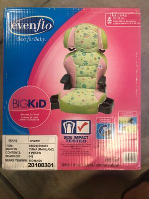 Evenflo Booster car seat for Sale in Pomona, CA