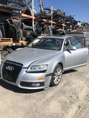Parting Out! 2010 Audi A6 for parts! for Sale in Rialto, CA