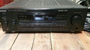 Kenwood KR-V8040 Receiver w/ Remote for Sale in Menifee, CA