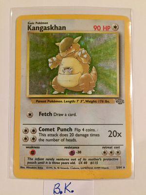 Kangaskhan Pokemon Card #5/64 for Sale in Riverside, CA