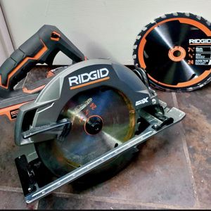 Ridgid Cordless Circular Saw for Sale in Avondale, AZ