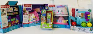 Baby Toys Fisher Price Toy Lot New in Box for Sale in Hanover, MD