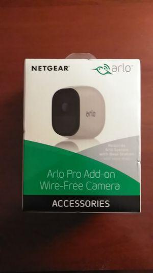 Arlo Pro Add-on Wire-Free Camera for Sale in Vallejo, CA